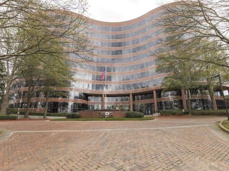 Building at 1000 Parkwood Circle, Suite 900 in Atlanta 1