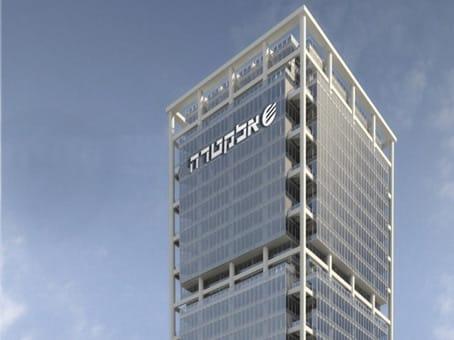 建筑位于Tel Aviv98 Yigal Alon St., 42nd floor 1