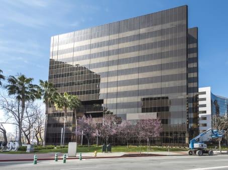 建筑位于San Jose99 South Almaden Blvd., Suite 600 1