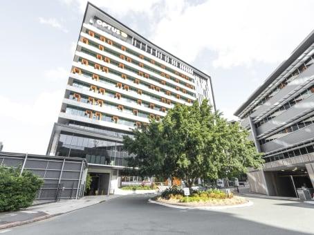 建筑位于Brisbane15 Green Square Close, Level 10, Fortitude Valley 1