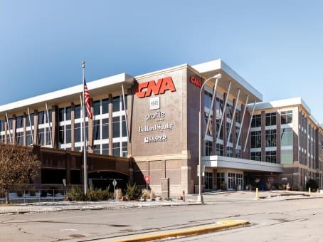 建筑位于Sioux Falls101 South Reid Street, CNA Building, Suite 307 1