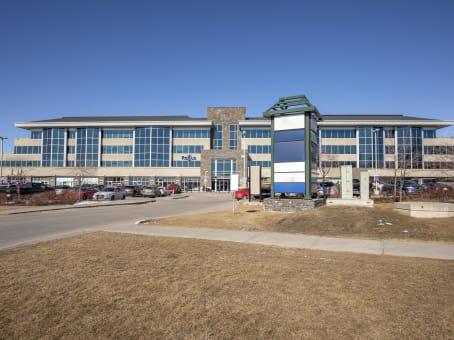 建筑位于Calgary600 Crowfoot Crescent North West, Crowfoot Centre, Suite 340 1