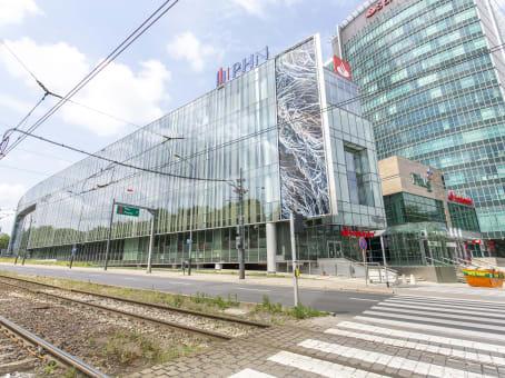 建筑位于PoznanAndersia Business Centre, 1st floor, 7, Anders' Square 1