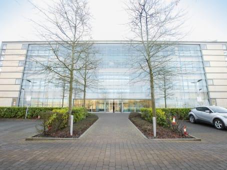 建筑位于London6-9 The Square, Stockley Park, Heathrow, Uxbridge 1