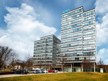 建筑位于Ostrava28. rijna 3346/91, IQ Ostrava Ground floor 1