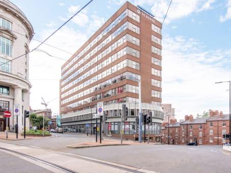 建筑位于Sheffield2 Pinfold Street, The Balance, 7th Floor 1