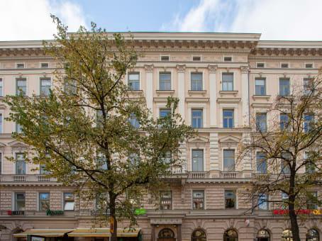 Établissement situé à Luna House, Mannerheimintie 12 B, 5.krs à Helsinki 1