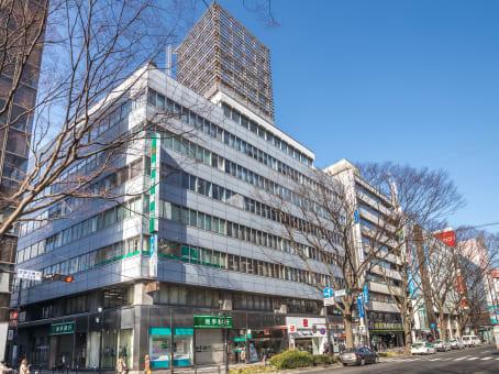 Building at 2-2-10 Chuo, Sento Kaikan 5th, Aoba-ku in Sendai 1