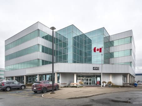 建筑位于Burlington4145 North Service Road, 2nd Floor 1