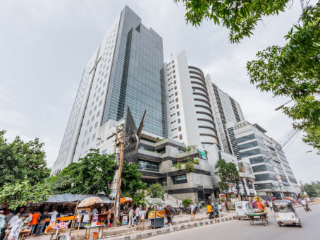 建筑位于DhakaUTC Building, 19th Floor, Kawranbazar 1
