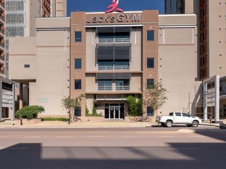 建筑位于GaboroneThe Hub, iTowers, Ground & First Floor, CBD 1