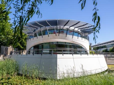 Établissement situé à Immeuble Campus Verrazzano, Bâtiment A Ground floor, 3 place Giovanni da Verrazzano à Lyon 1
