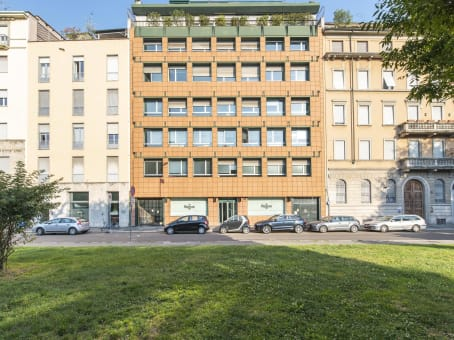 Gebäude in No 6, Largo Richini in Mailand 1