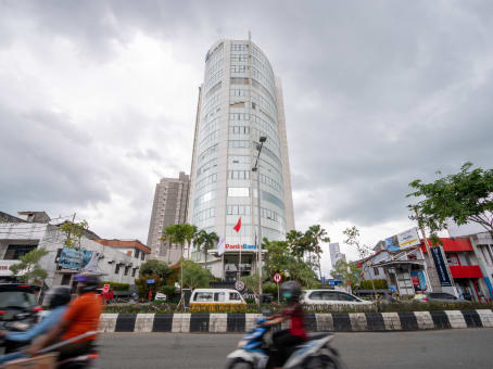 建筑位于Balikpapan cityJl. Jendral Sudirman No.7, Panin Tower 8th Floor, Grand Sudirman Balikpapan Complex 1