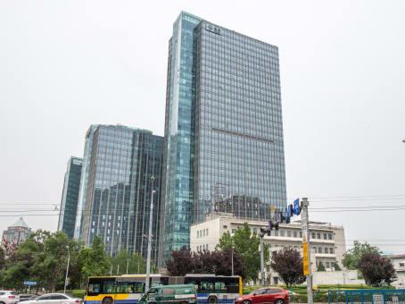 建筑位于北京市东三环北路38号, 泰康金融大厦23层, 朝阳区 1