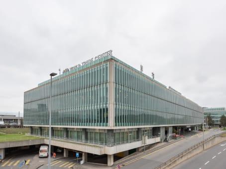 建筑位于GenevaRoute de Pré-Bois 29, World Trade Center, Geneva Airport 1