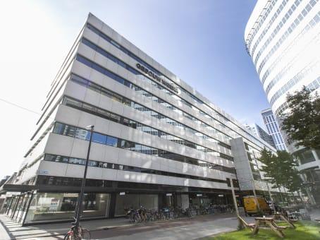 建筑位于RotterdamWeena Zuid 130, Begane Grond & 4de Verdieping 1
