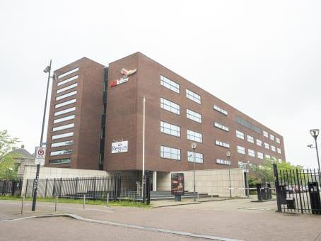 建筑位于BredaCeresstraat 1, 1ste Verdieping 1