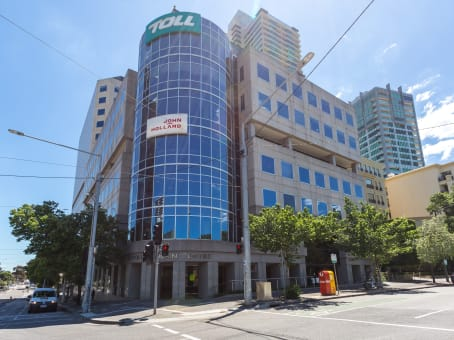 Building at 380 St Kilda Road, Level 14 in Melbourne 1