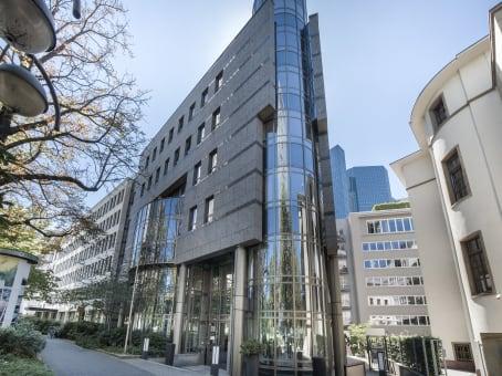 建筑位于FrankfurtBockenheimer Landstraße 17-19, Ground Floor to 4th Floor 1
