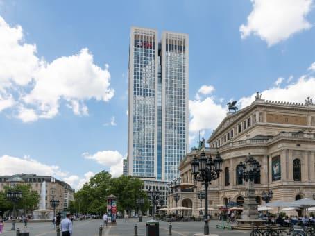 建筑位于FrankfurtOpernTurm, 16th and 24th Floor 1