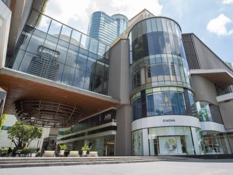 Établissement situé à Gaysorn, 999 Ploenchit Road, 5th floor Gaysorn à Bangkok 1