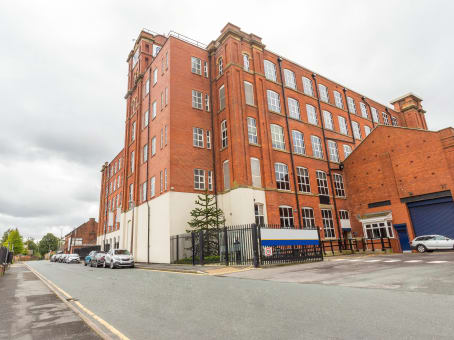 建筑位于ManchesterLees Street, Lowry Mill, 2nd Floor, Pendlebury, Swinton 1