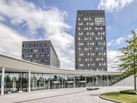 建筑位于UtrechtPapendorp Park, 4th, 10th, 11th & 12th floor, Papendorpseweg 100 1