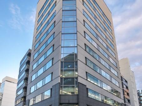建筑位于Tokyo1-16-7 Ginza, Daiei Ginza Building 5F/6F, Chuo-ku 1