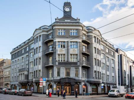 建筑位于Riga14 Terbatas street, 4th & 5th floors 1