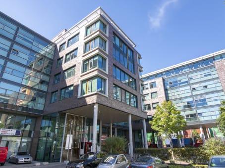 建筑位于FrankfurtHanauer Landstrasse 291 B 1