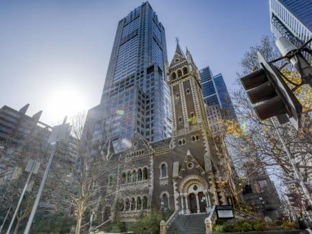 建筑位于Melbourne120 Collins Street, Levels 31 & 50 1