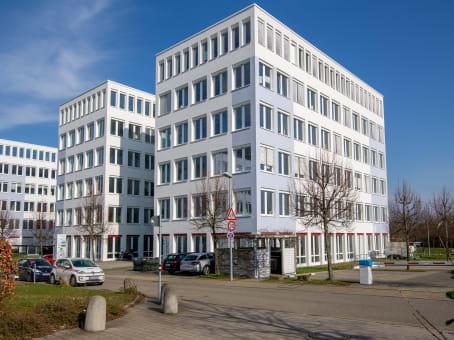 建筑位于StuttgartCuriestrasse 2 1