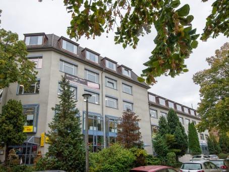 建筑位于ErfurtArnstaedter Strasse 50 1