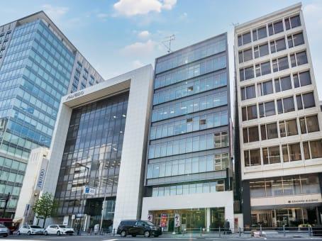 建筑位于Osaka3-2-25 Kitahama, 8F Keihan Yodoyabashi Building, Chuo-ku 1