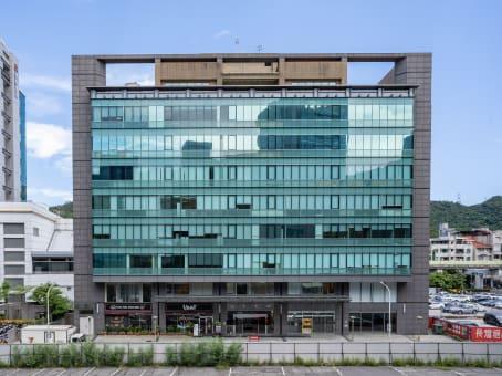 建筑位于台北市洲子街183號3樓, 內湖科技園區 1