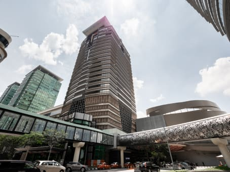 建筑位于Kuala LumpurMid Valley City, Suite 8.01, 8th Floor, Menara IGB, Lingkaran Syed Putra 1