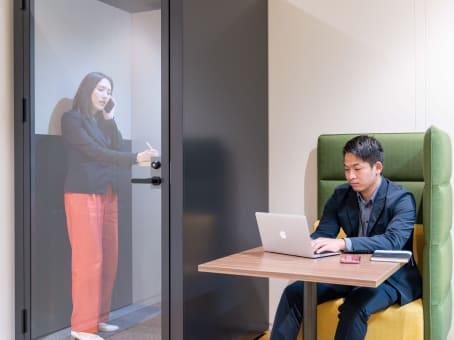 建筑位于Tokyo1-5-1 Otemachi, 4F Otemachi First Square, Chiyoda-ku 1
