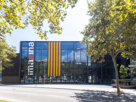 建筑位于BarcelonaDiagonal 177, 5th floor 1