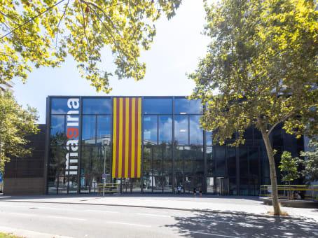 Building at Diagonal 177, 5th floor in Barcelona 1