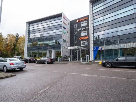建筑位于VantaaRegus Vantaa Kehämylly, Vantaankoskentie 14 1