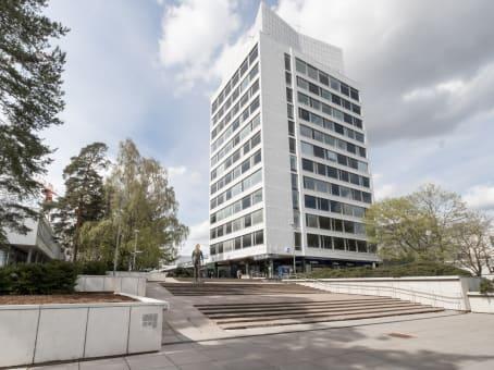 建筑位于EspooTapiolan keskustorni, 4th Floor 1