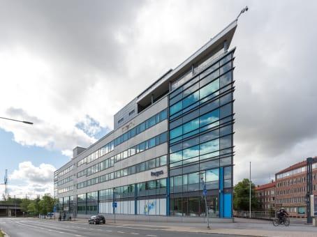 建筑位于TampereHatanpään valtatie 24, 1st & 3rd floor 1