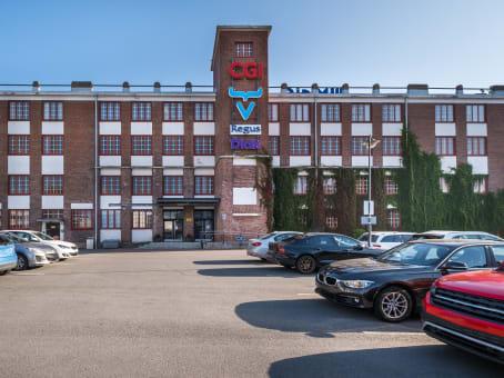 建筑位于TurkuRuukinkatu 2-4, 1st floor 1