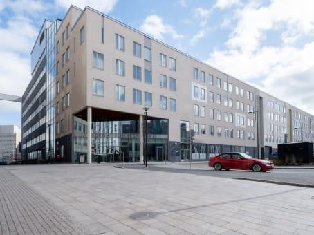 建筑位于EspooBertel Jungin aukio 1, Alberga Business Park 6th floor, Bertel Jungin aukio 5 1