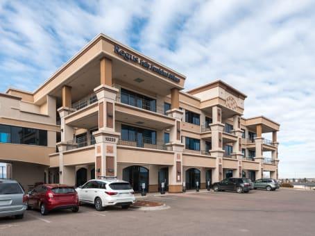 建筑位于Parker10233 South Parker Road, Suite 300 1