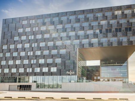 建筑位于RotterdamRotterdam Airportplein 22, Rotterdam Airport, 1ste Verdieping 1