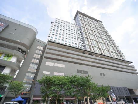 建筑位于CyberjayaLingkaran Cyber Point Timur, Level 14 & 15, DPulze Cyberjaya, Cyber 12 1