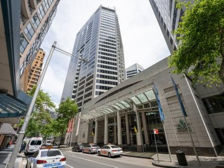 建筑位于SydneyLevels 20 & 21, Tower 2 Darling Park, 201 Sussex Street 1