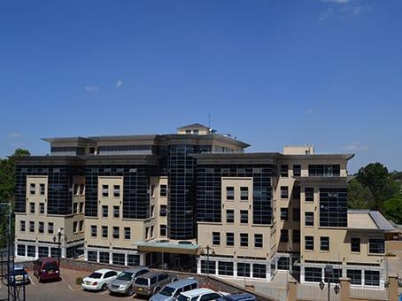 建筑位于NairobiRegus Village Market, 2nd Floor, Eaton Place, United Nations Crescent 1